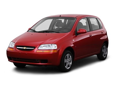 Chevrolet Aveo Hatchback 2003