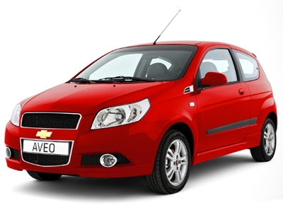 Chevrolet Aveo Hatchback 3-door
