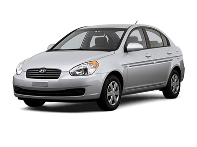 Hyundai Accent 4-door