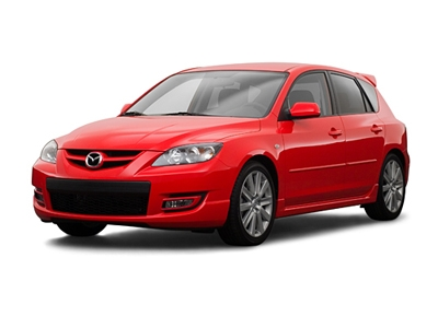 Mazda 3 Hatchback MPS