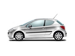 Peugeot 207 3-door
