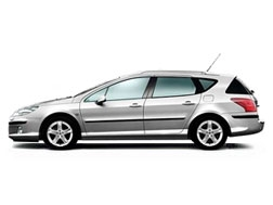 Peugeot 407 SW
