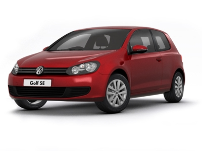 Volkswagen Golf 3-door 2009