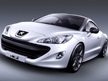 Peugeot RCZ limited edition во Франкфурте
